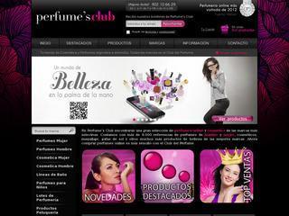 Perfumes Club Ofertas: Hasta un 85% de Descuento en Perfumes y Cosmética